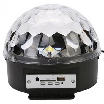 B52 YB-6 USB microSD пульт 220B Светодиодная система