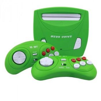 MegaDrive 16bit Turtles 69 игр (SG-1644)
