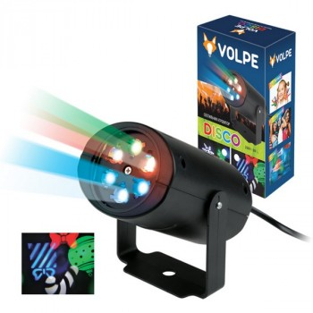 Volpe UL-00001188 ULI-Q306 4W/RGB Проекция рождество