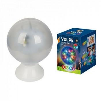 Volpe UL-00001530 ULI-Q307 4,5W/RGB White диско шар 3D