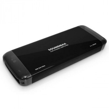 Soundmax SM-SA1004 черный Усилитель