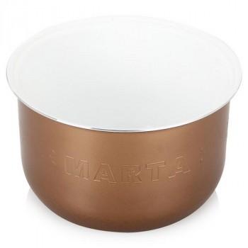 Marta MT-MC3121 белый cEramic чаша для мультиварки