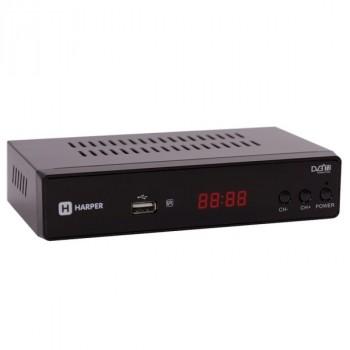 Harper HDT2-5050 с дисплеем, металлический корпус