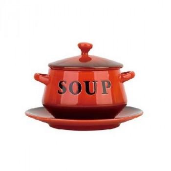 Bekker BK-7303 горшочек для супа 0,42л