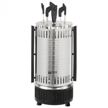 Home Element HE-EB740 электрошашлычница серый гранит