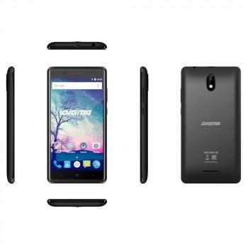 "Digma S508 Vox 5""IPS/3G/16GB/2SIM/GPS/AND.7.0 черный"