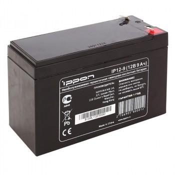 Ippon IP12-7 12V/7AH доп.батарея