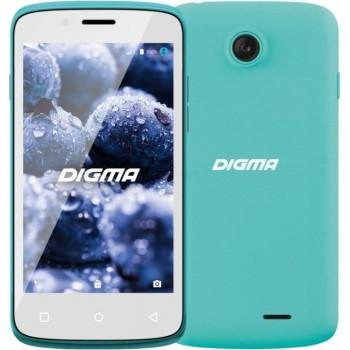 "Digma A10 3G VOX 4.2""/4GB бирюзовый"