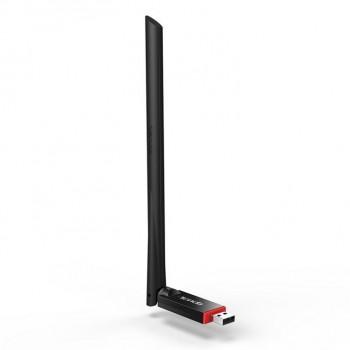 Tenda U6 N300 WI-FI USB-адаптер высокого усиления 300mbps