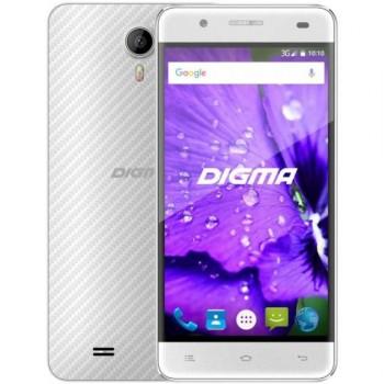 "Digma Linx A450 4.5""/3G/4GB/2SIM/GPS/AND.6.0 белый"