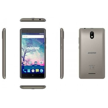 "Digma S508 Vox 5""IPS/3G/16GB/2SIM/GPS/AND.7.0 серый"