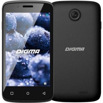 "Digma A10 3G VOX 4.2""/4GB черный"