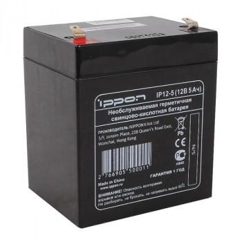 Ippon IP12-5 12V/5AH доп.батарея