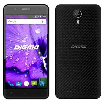 "Digma Linx A450 4.5""/3G/4GB/2SIM/GPS/AND.6.0 черный"