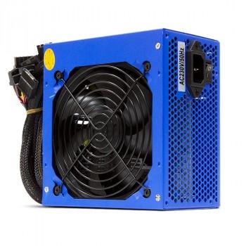 Crown CM-PS500W smart (20+4in, 120mm FAN, SATA*4, PATA(big Molex)*3, FDD*1, 4+4pin, 6pin PCI-E*1, Li