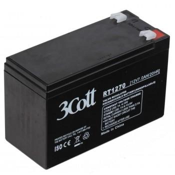 3Cott 12V7AH аккумулятор