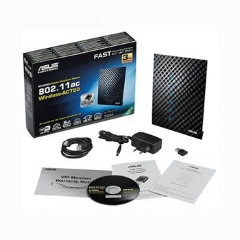 Asus RT-AC52U + USB адаптер