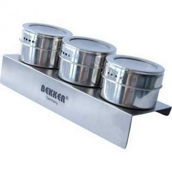 Bekker BK-3401 набор для специй 4пр.