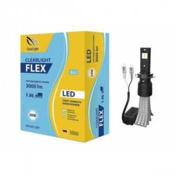 ClearLight Лампа LED Flex H3 3000 LM (2 шт)
