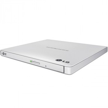 LG GP60NW60 DVD-RW USB Ultra Slim белый