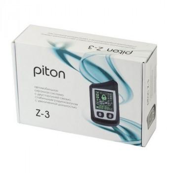 Piton Z-3 обр.связь Автосигнализация