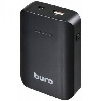 Buro RC-7500 LI-ION 7500MAH 1A черный 1XUSB