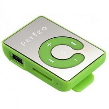 Perfeo VI-M003 Music Clip Color зеленый