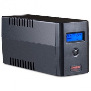 Exegate Power Smart ULB-400 LCD