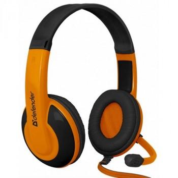Defender (64099) Warhead G-120 черный /оранжевый