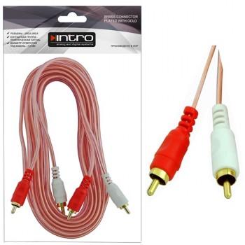 Incar PG-5 Межблочный кабель 5м