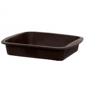 Attribute AFS030 форма квадратная Chocolate силиконовая