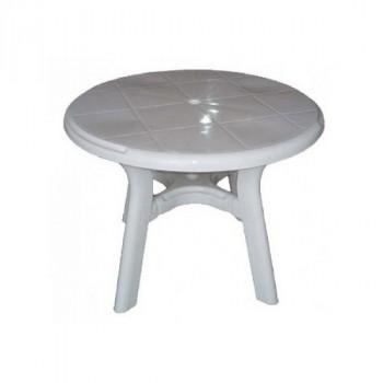 Стандарт Пластик Групп 130-0013 Стол круглый Премиум Д-940 мм белый