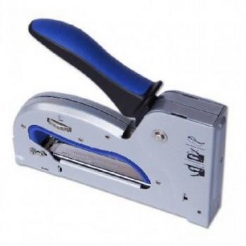 Eurotex (032305-002) Степлер металлический с обрезиненной ручкой (тип скобы №53)