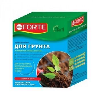 Bona Forte Программа для Грунта