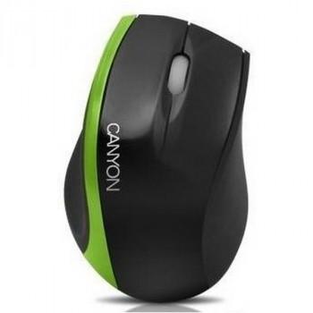 Canyon CNR-MSO01NG черный/зеленый