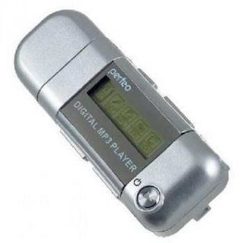 Perfeo VI-M010-8Gb MUSIC STRONG серебряный