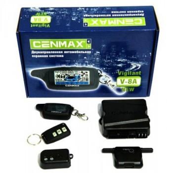 Cenmax VIGILANT V-8A Автосигнализация