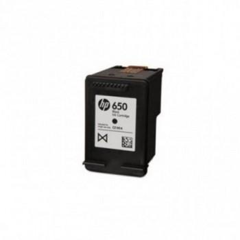 HP CZ101AE № 650 черный