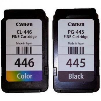 Canon PG-445 + CL-446 Multipack (комплект черный+цветной)