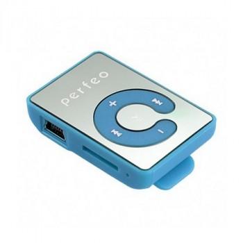 Perfeo VI-M003 Music Clip Color синий