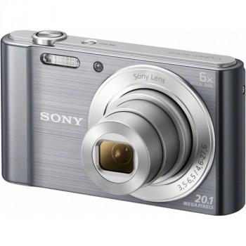 Sony DSC-W810 серебристый