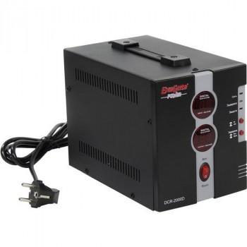 Exegate Power DCR-2000D (диапазон 140...260В, 2 розетки )