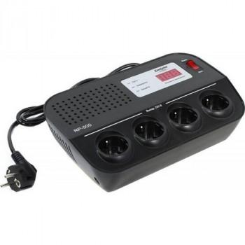 Exegate Power RP-500 (диапазон 160...260В, 4 розетки )