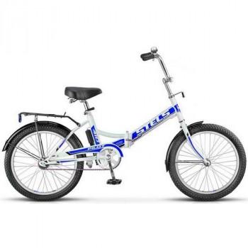 Stels Pilot-410 20'' (производство).16*LU081292*LU066670 *13.5'' Белый/синий