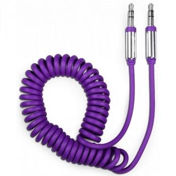 Partner Aux 3.5-3.5 (m-m) витой 1.8м фиолетовый