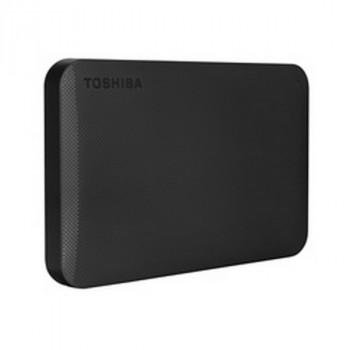 Toshiba USB 3.0 500Gb (HDTP205EK3AA) Canvio Ready черный