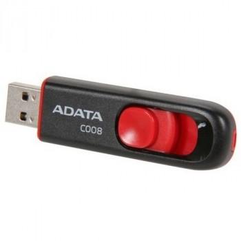 A-Data C008 16Gb черный-красный