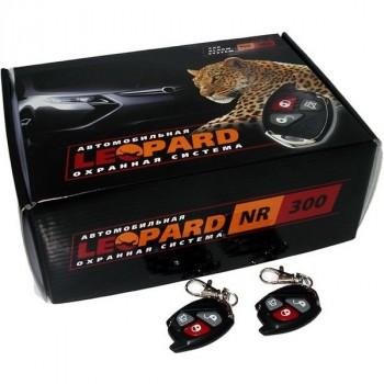 Leopard NR-300 Автосигнализация