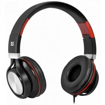 Defender (63175) ACCORD 175 черный/красный