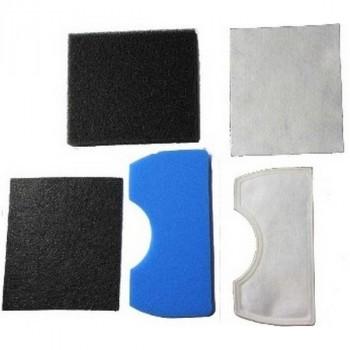 Komforter HSM-45 фильтры для безмешковых пылеосов Samsung 5шт.